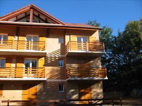 Appartement - ST BONNET EN CHAMPSAUR - TYPE 3 (47m2)+2 BALCONS