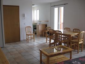 Appartement - ST LEGER LES MELEZES - Appartement 1er etage ds résidence neuve