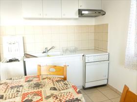 Appartement - LAYE STATION - TYPE 3 avec jardinet clos, vue exceptionnelle