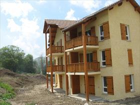 Appartement - ANCELLE -  1er étage ds résidence récente, 15KM de GAP