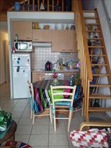 Appartement - ANCELLE -   T2 DUPLEX Meuble+GARAGE ds résidence recente