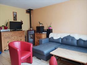Maison - ST BONNET EN CHAMPSAUR - Pavillon T4 mitoyen d