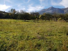 Terrain -  - village du champsaur  à 15 km de GAP