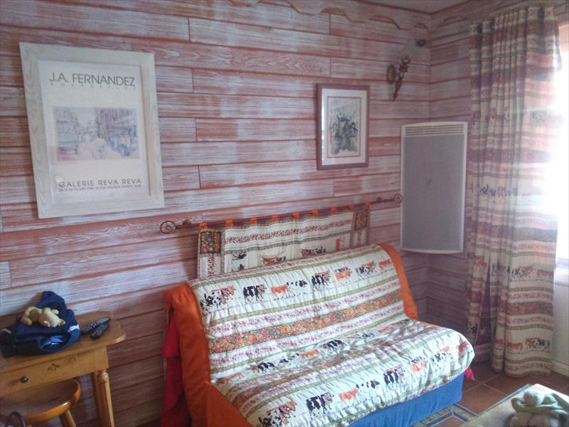 Appartement - Risoul 1850 - T2 rénové, skis aux pieds. Exclusivité