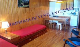 Appartement - ORCIERES - STUDIO CABINE + 2 caves - Proche centre station