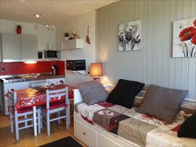 Appartement - ORCIERES - CHARMANT T2 avec MAGNIFIQUE VUE MONTAGNE