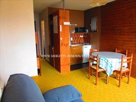 Appartement - MERLETTE - STUDIO PIED DES PISTES + PLACE DE STATIONNEMENT
