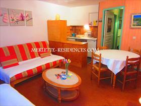 Appartement - ORCIERES - Studio PIED DES PISTES ET COMMERCES/CENTRE STATION