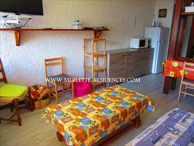 Appartement - ORCIERES - Studio 4/6 pers avec ACCES COIN DE VERDURE