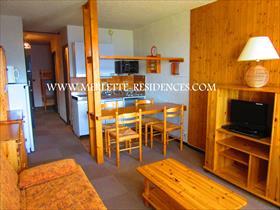 Appartement - ORCIERES - Studio Cabine-Non loin des pistes et des commerces