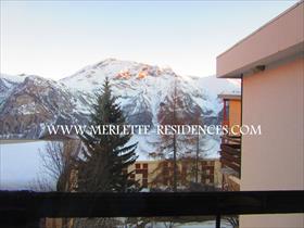 Appartement - MERLETTE - T2 6 pers /  PROCHE CINEMA ET PALAIS DES SPORTS