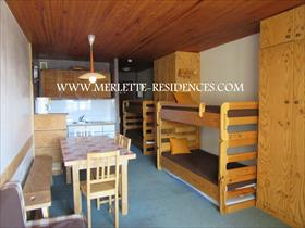 Appartement - ORCIERES - Studio 4/6pers - Proche pistes de ski