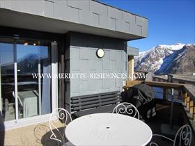 Appartement - ORCIERES - AGREABLE STUDIO 5pers +PLACE DE STATIONNEMENT INT.