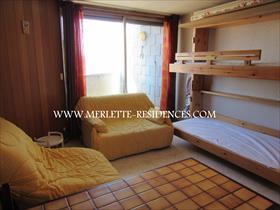 Appartement - ORCIERES - Studio idéalement situé et orienté SUD !