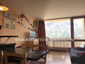 Appartement - ORCIERES - Studio Cabine  proche place du Queyrelet !