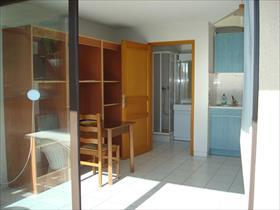 Appartment/Flat - Embrun - Studio meublé Plan d'Eau