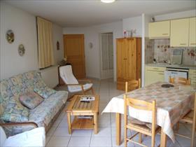 Appartement - Embrun Plan d'Eau - Joli T3 dans résidence calme