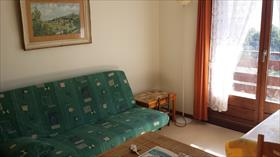 Appartement - Embrun Chalvet - Appartement de type 2 avec jolie vue
