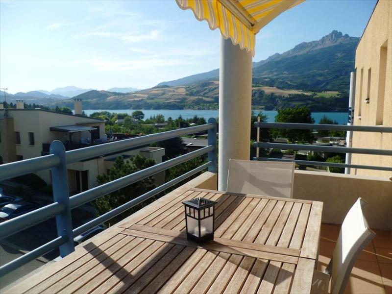 Appartement - Savines le Lac - Charmant 2 pièces vue lac
