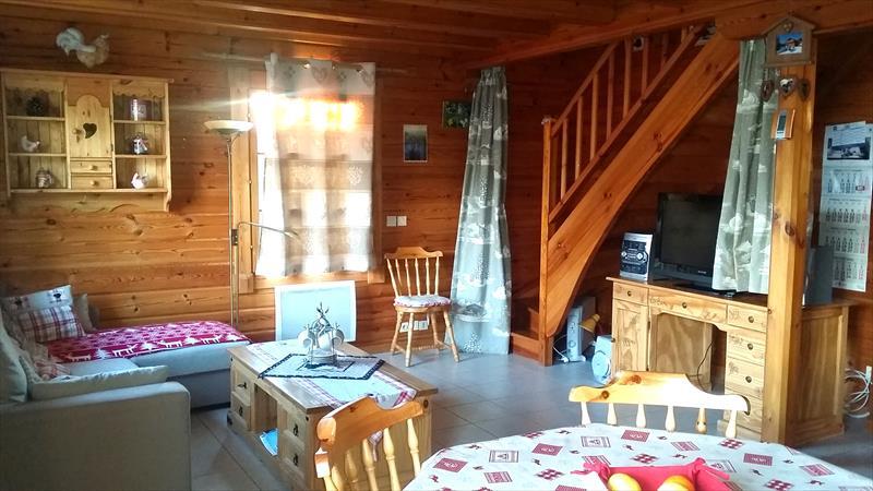 Maison - Embrun - Joli chalet dans les hauteurs d-Embrun