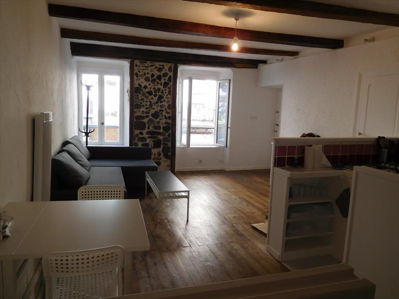 Appartement - Embrun - Grand studio meublé centre-ville avec coin nuit