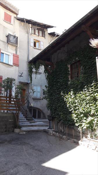 Appartement - Embrun - Joli T1 meublé au coeur du centre-ville