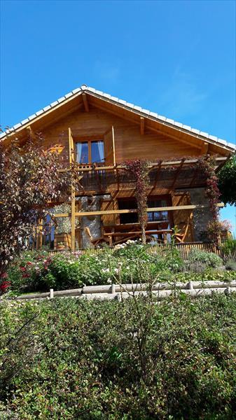 Maison - Embrun - Superbe villa meublée récente sur 551m² de terrain