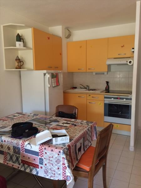 Appartement - Embrun - T2 Rez de jardin proche centre