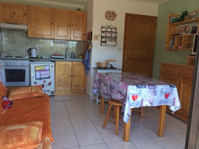 Appartement - Embrun - STUDIO (4 couchages) VUE LAC